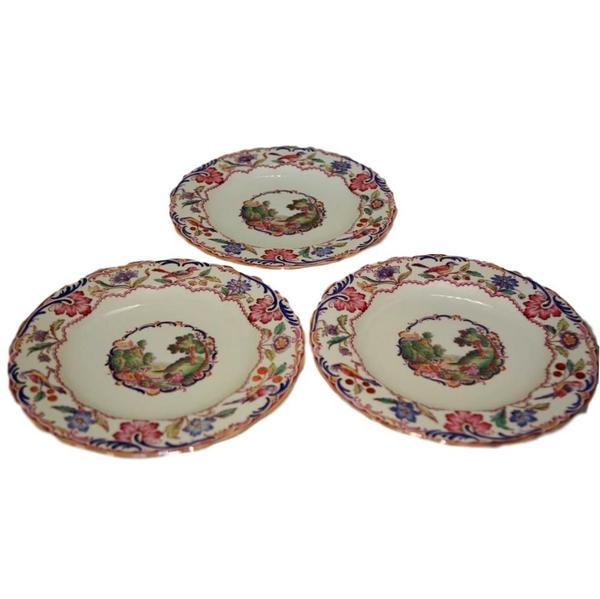 Madeline Dessert Plates