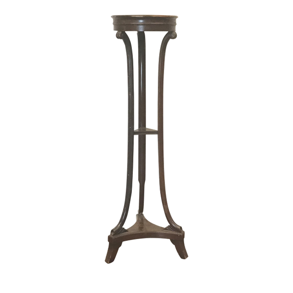 Antique Wooden Fern Stand