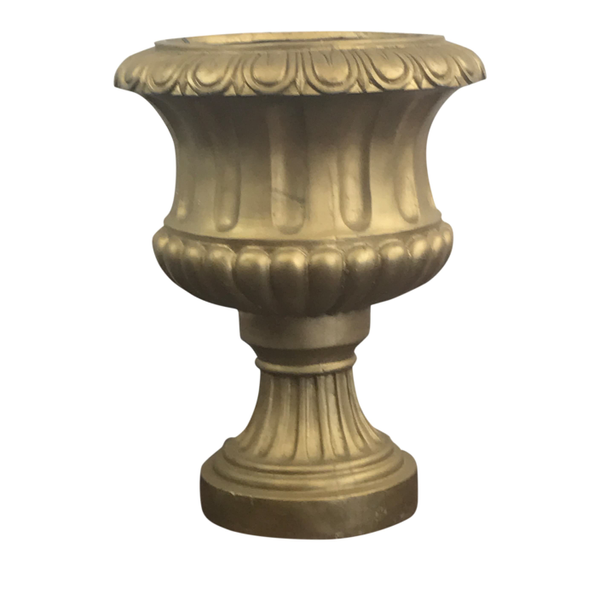 Gold Tower Urn