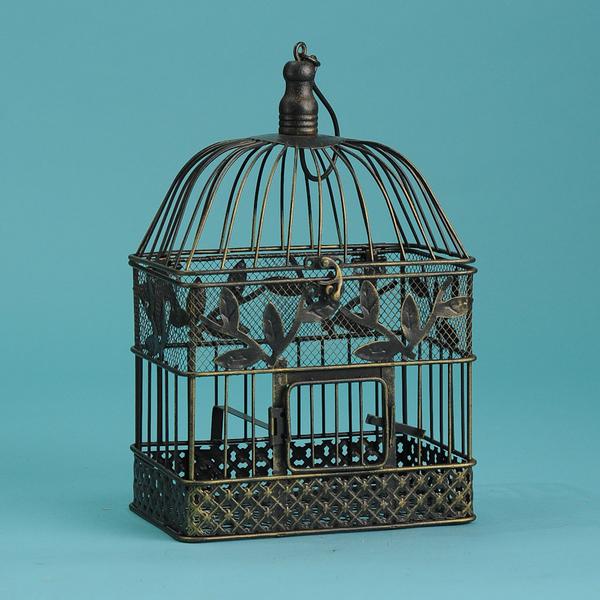 Bronze Medium Dec Cage