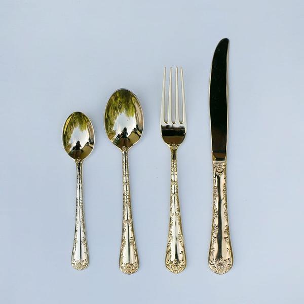 baroque dinner forks