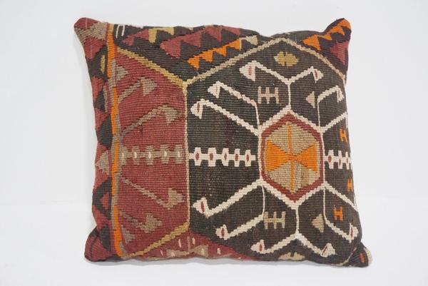 boho kilim pillow #1
