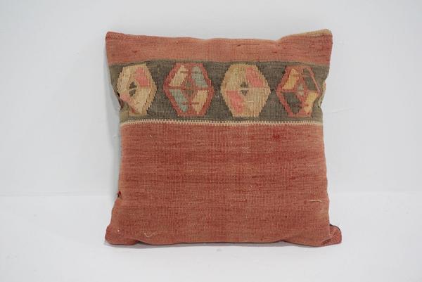 boho kilim pillow #2