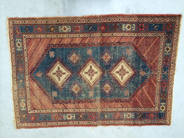 gunner rug