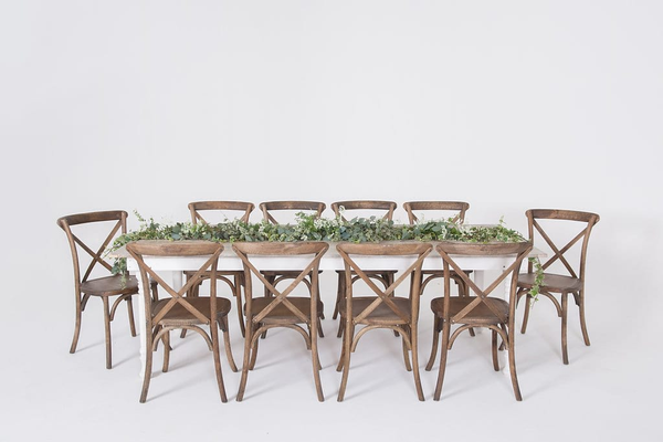 hampton farmhouse dining series: tuscan chairs