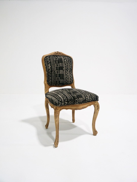 black sierra chair