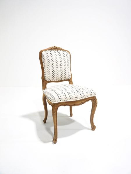 white sierra chair