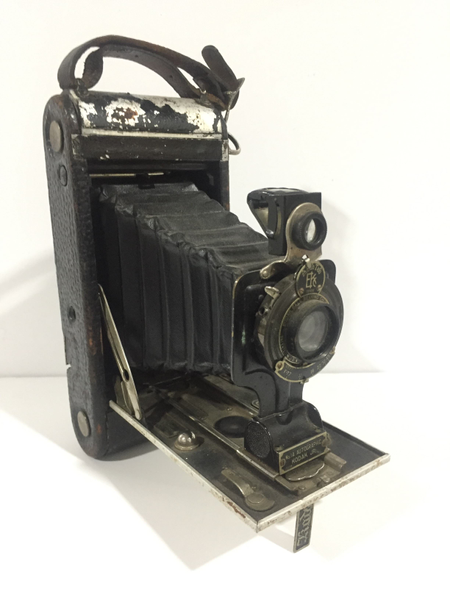 kodak autographic camera