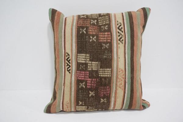 boho kilim pillow #5