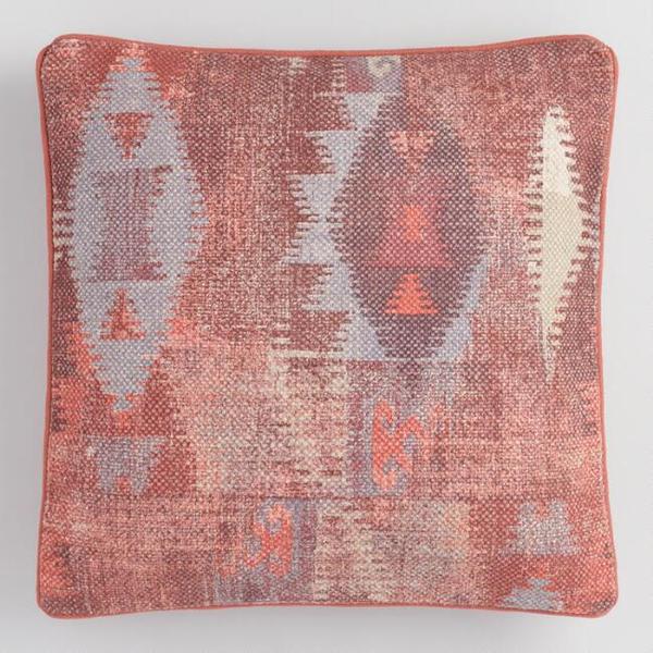 boho kilim pillow #13