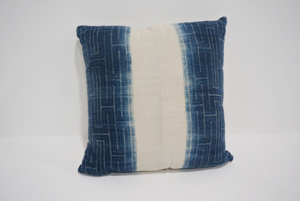 indigo pillow #4