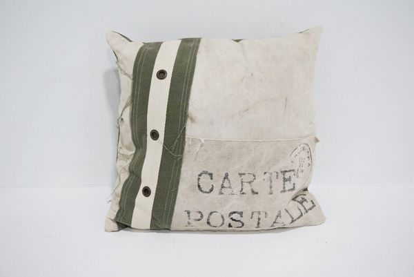 mailbag pillow #1