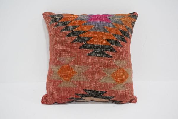 boho kilim pillow #4