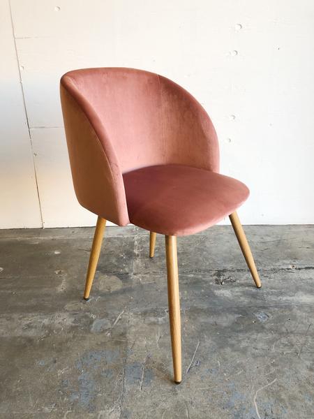 vanna chair pink