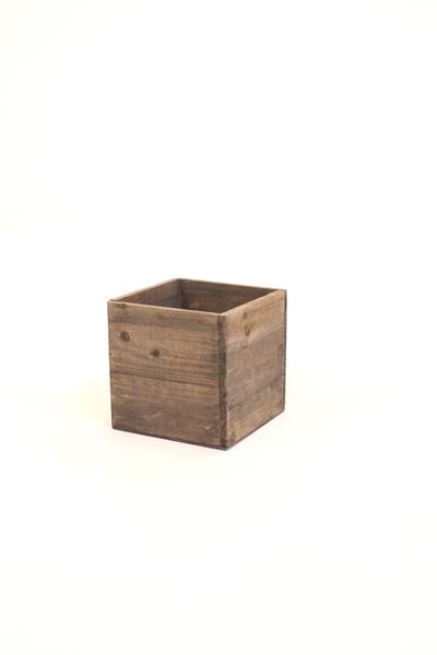 small square crate