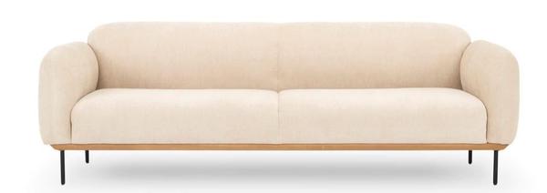 beck sofa {sand}