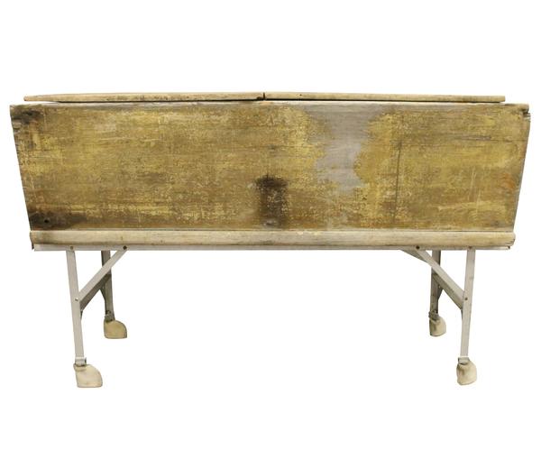 Primitive Wooden Sink