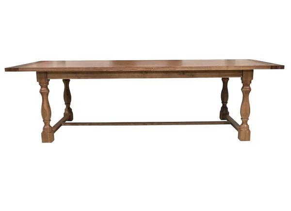 Farm Table - Chestnut Trestle Table
