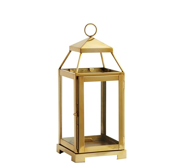 Shifrin Brass Lantern - Medium