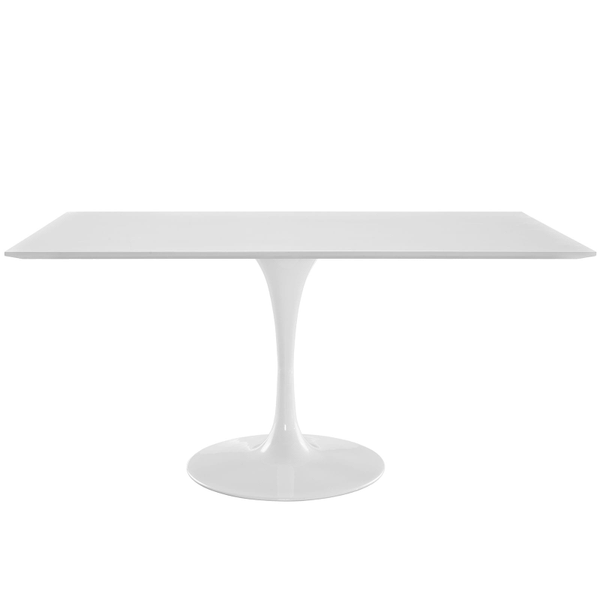 Puro White Dining Table