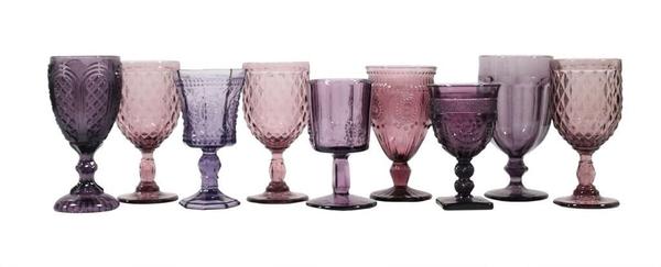 Purple Glassware Mix