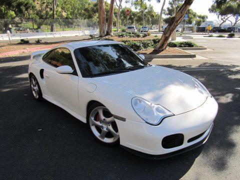 2001 Porsche 911 Turbo Sunroof for sale