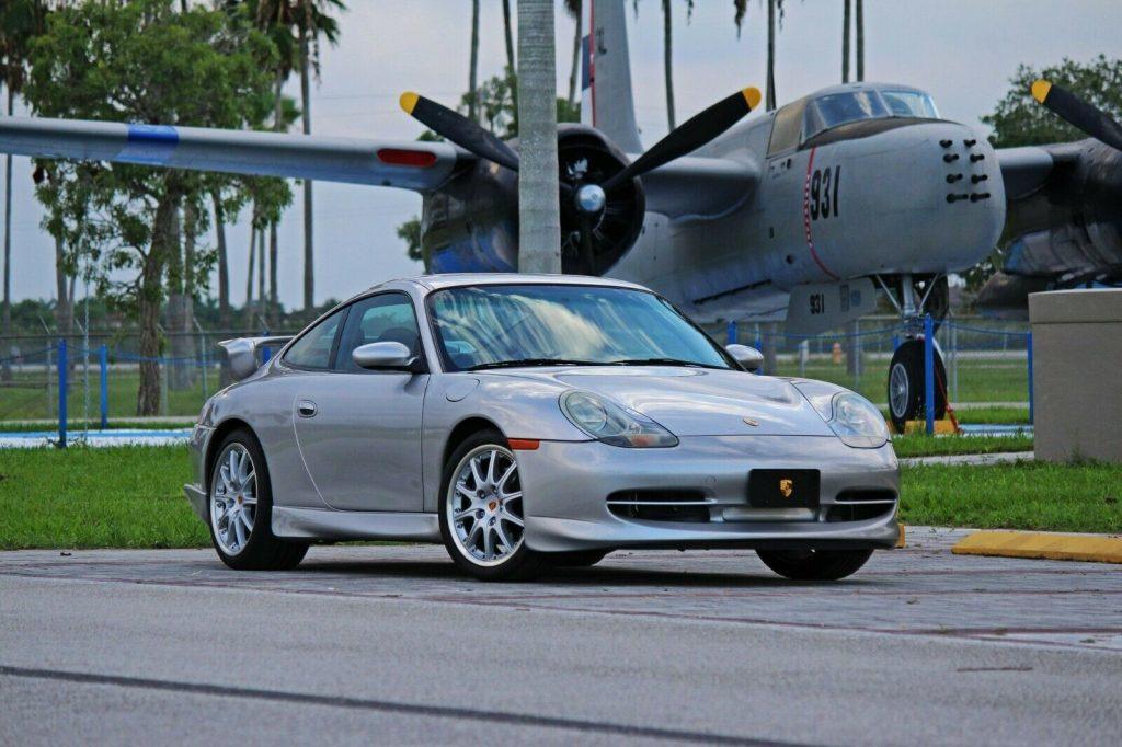 2000 Porsche 911 996 Carrera 6 Speed