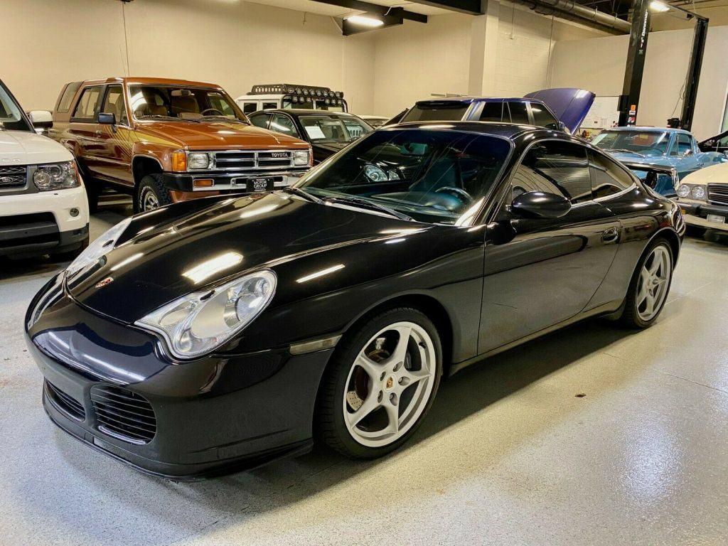 2002 Porsche 911 Carrera Manual