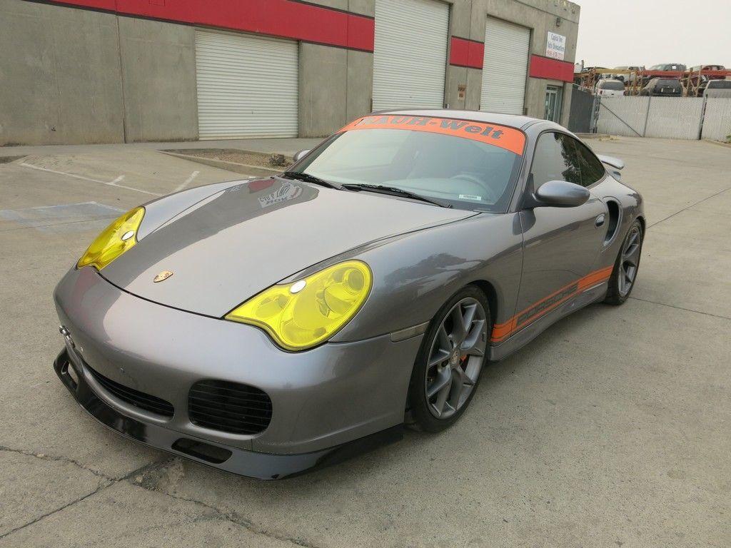 2002 Porsche 911 Turbo 3.6L AWD/996