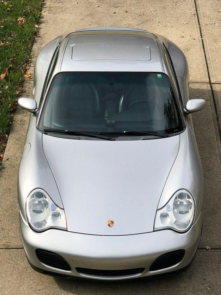 2003 Porsche 911 4S [6 Speed]