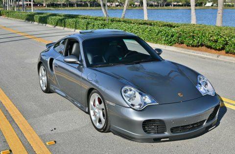 2001 Porsche 911 996 Turbo for sale