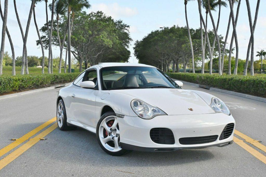 2003 Porsche 911 996 C4S Widebody
