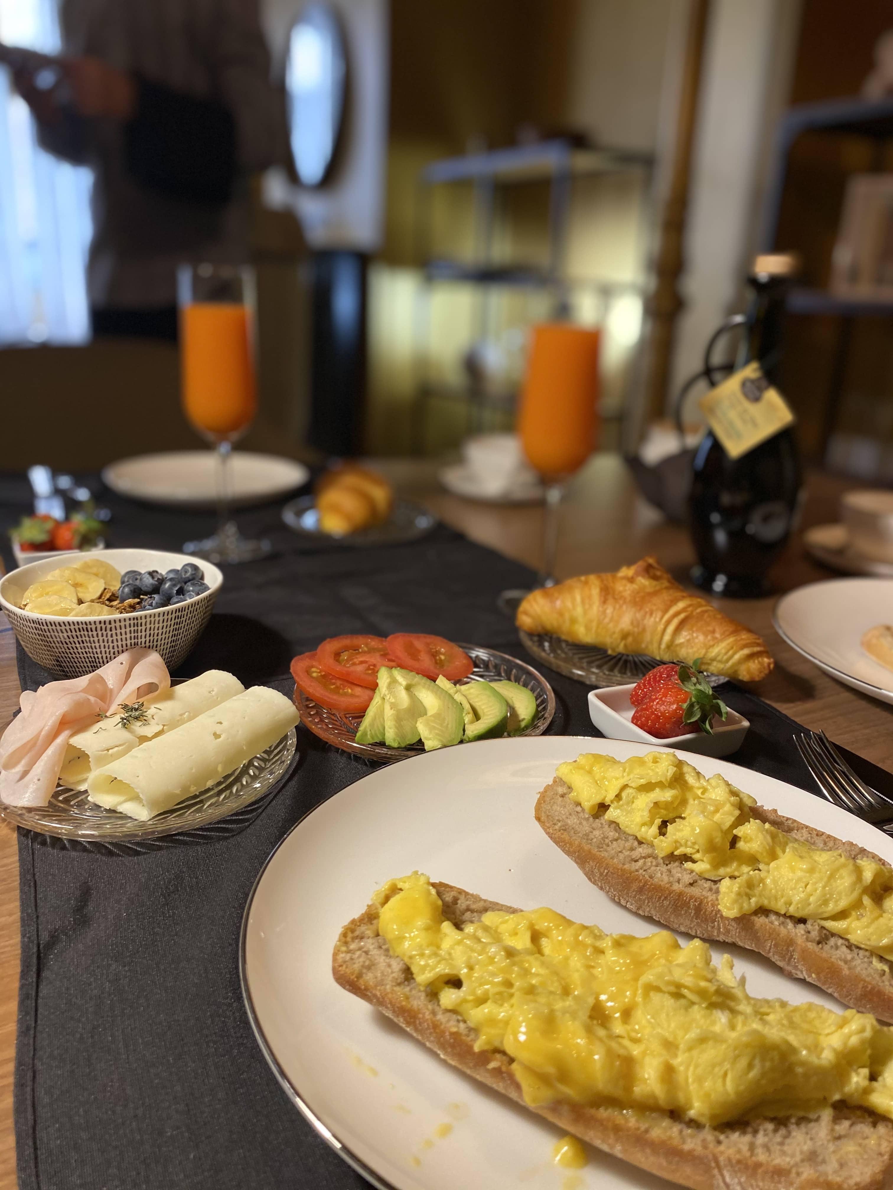 Breakfast à la carte - Board Meeting Room, Fuencarral Madrid