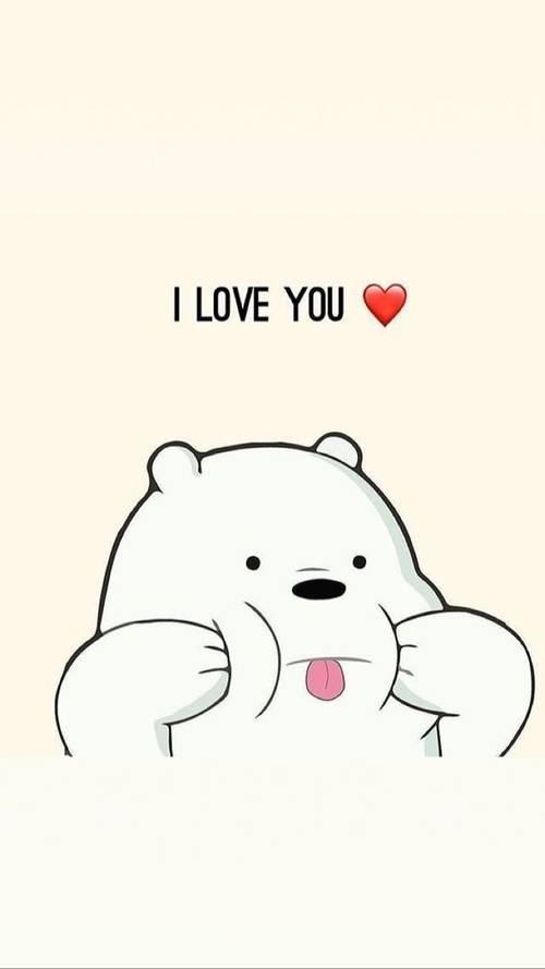 I love you (fondo de pantalla)