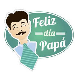 Feliz día Papá