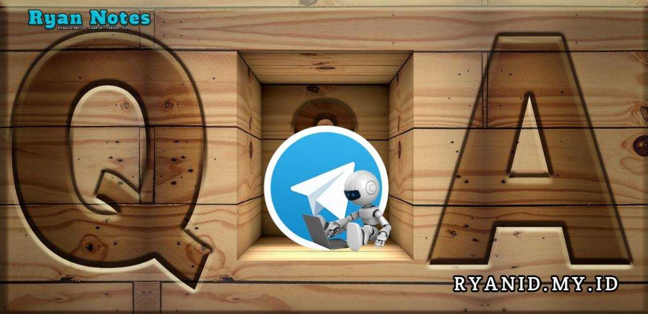 Bot Tanya jawab telegram