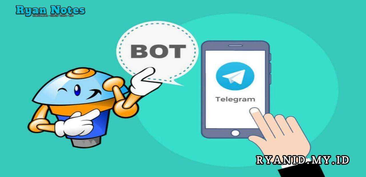 Jasa pembuatan Bot telegram