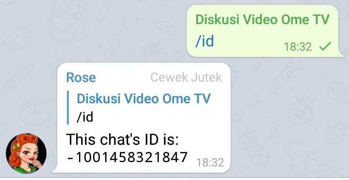 Contoh kode id