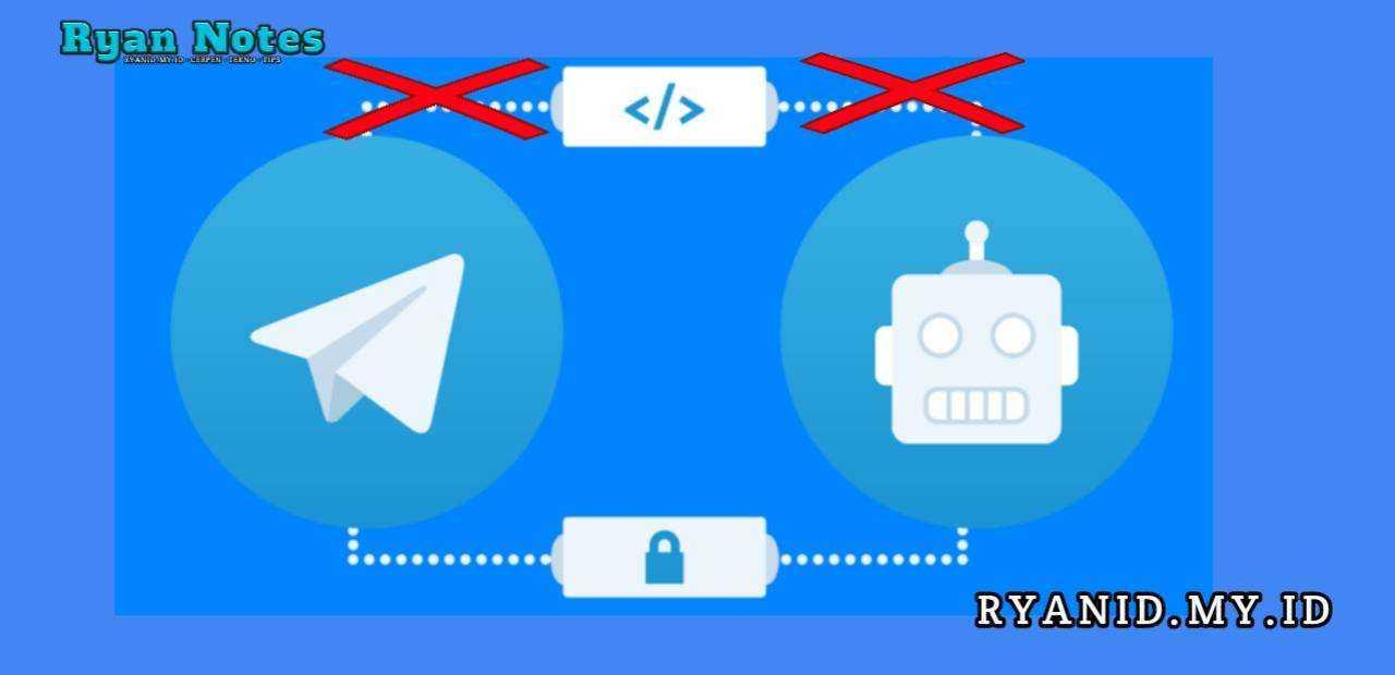 Gampang Membuat Bot Telegram Tanpa Koding
