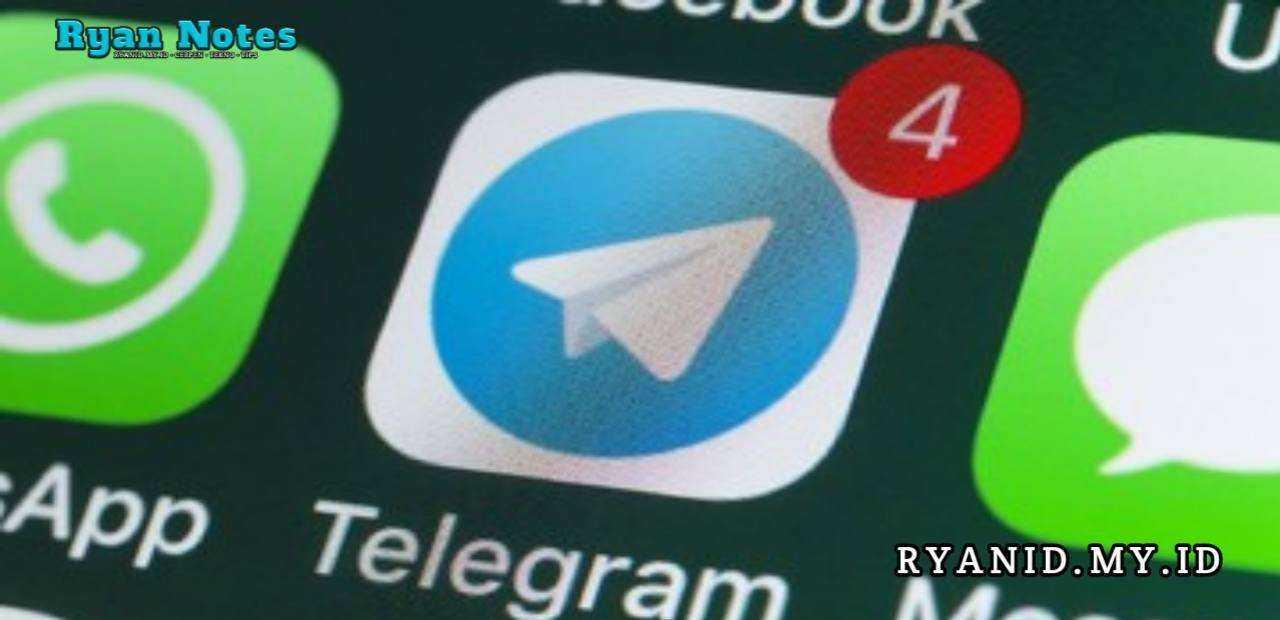 Layanan Telegram Cukup Berbahaya bagi anak