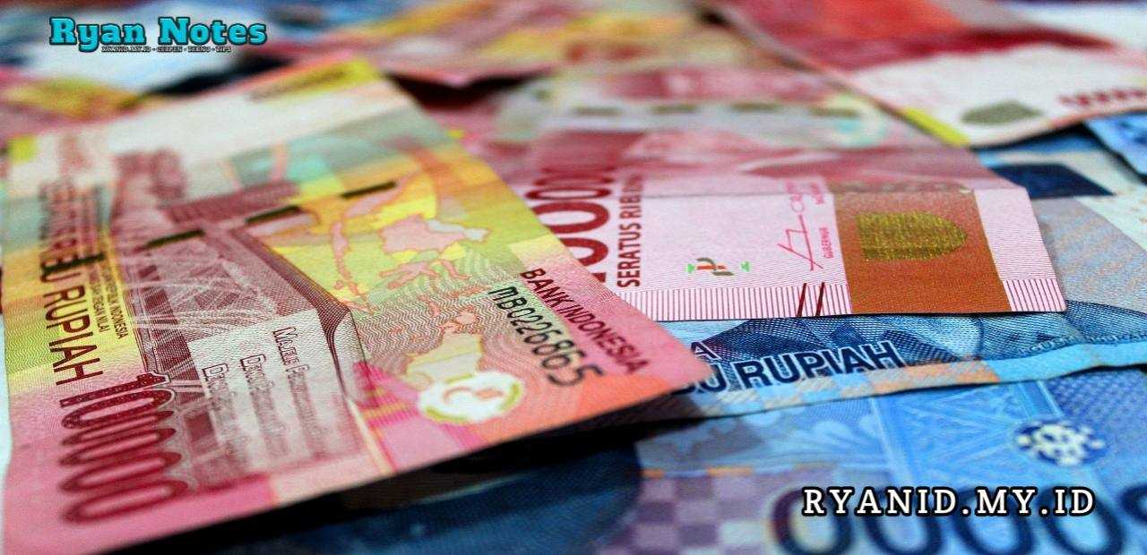 Uang Rupiah ada puluhan ribu dari Artikel instan