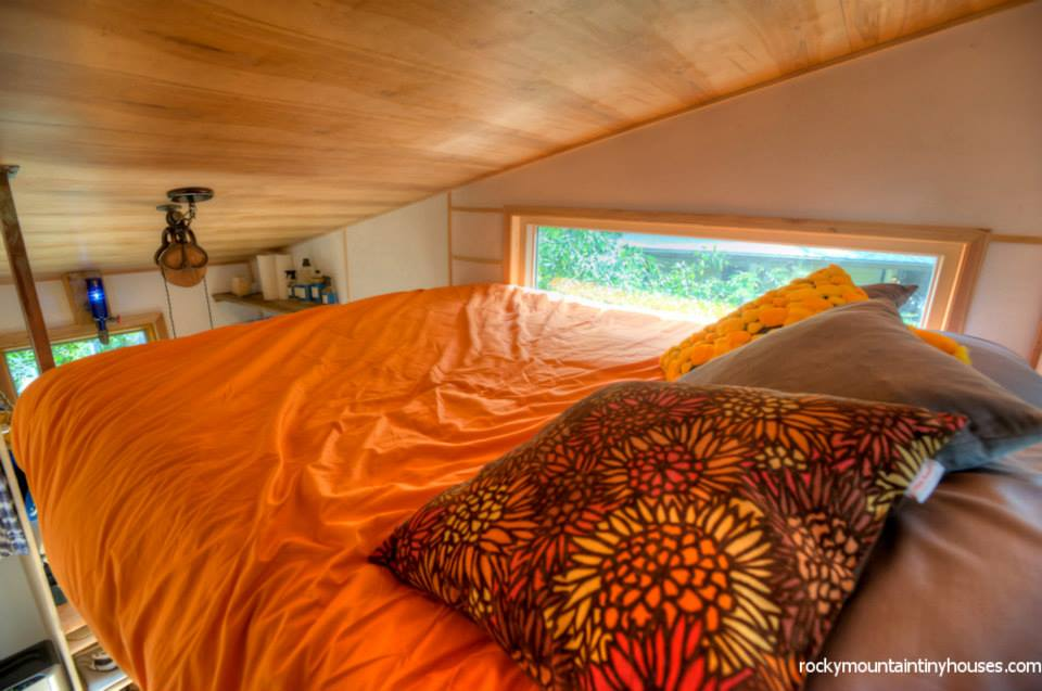 rocky mountain tiny house 20 - New rustic dwelling from Rocky Mountain Tiny Houses