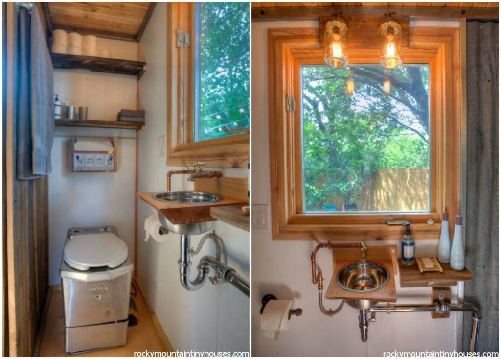 rocky mountain tiny house 32 - New rustic dwelling from Rocky Mountain Tiny Houses