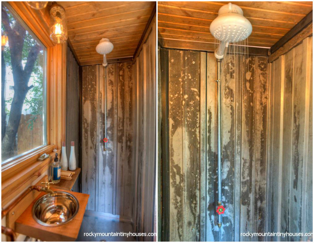 rocky mountain tiny house 33 - New rustic dwelling from Rocky Mountain Tiny Houses
