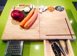 The Ultimate Cutting board 2
