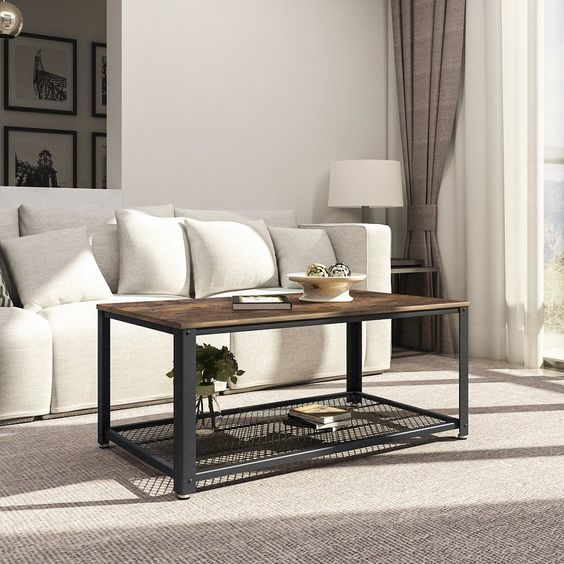 coffee table - 17 trendy coffee and side tables with integrated storage