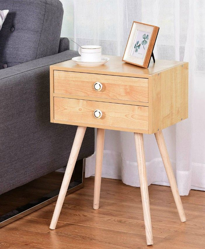 giantex side table 1 - 17 trendy coffee and side tables with integrated storage