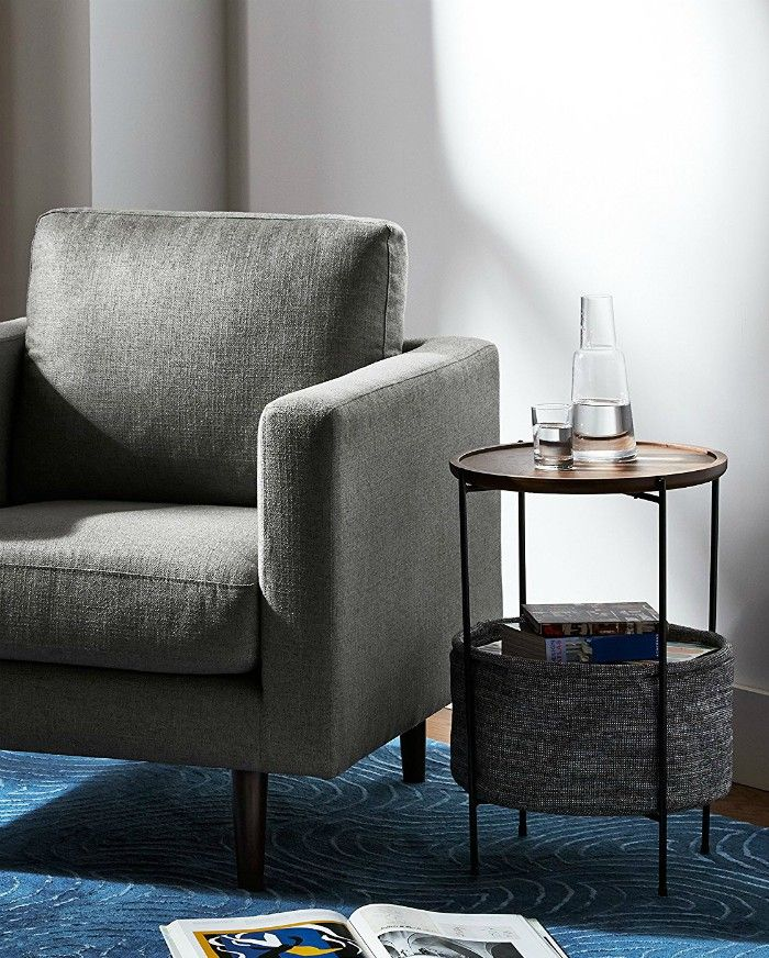 rivet - 17 trendy coffee and side tables with integrated storage