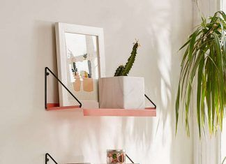 Modern Wall Shelf