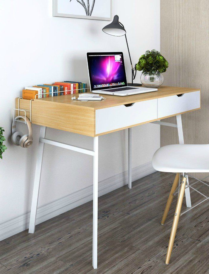 Lifewit Computer Desk Pc Laptop Desk Large Study Table Modern Simple Writing Table For Home Living In A Shoebox